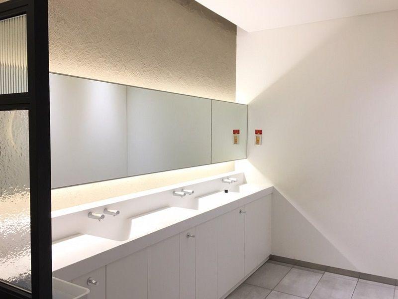 渋谷ストリームのトイレ(2階)修正