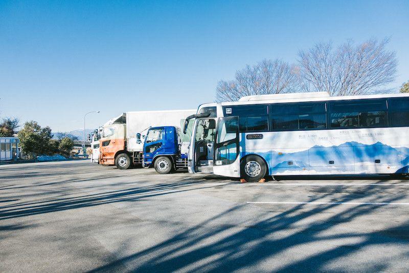 高速バス・サービスエリア