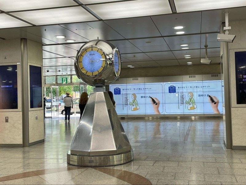 名古屋待ち合わせスポット:銀時計