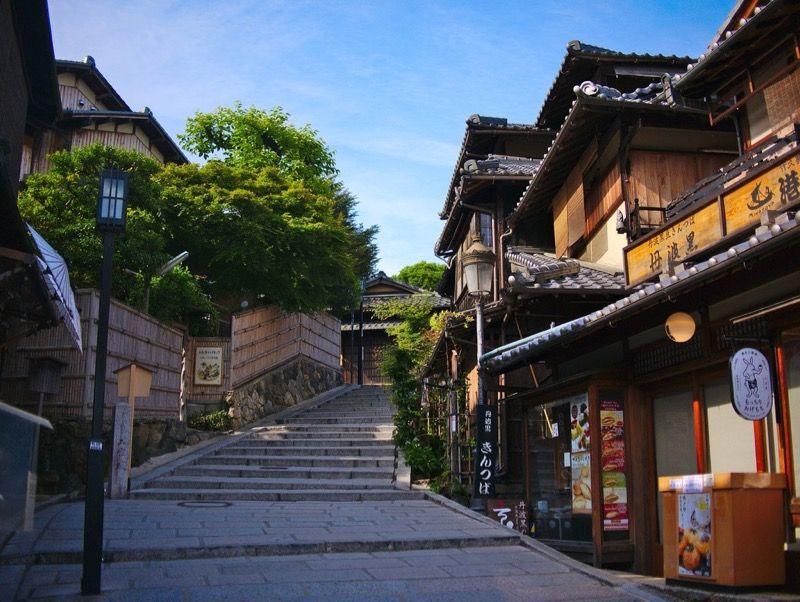 京都の一年坂・二年坂・三年坂