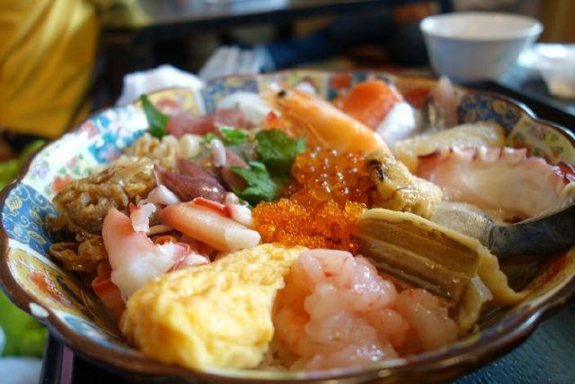 4-金沢 海鮮丼