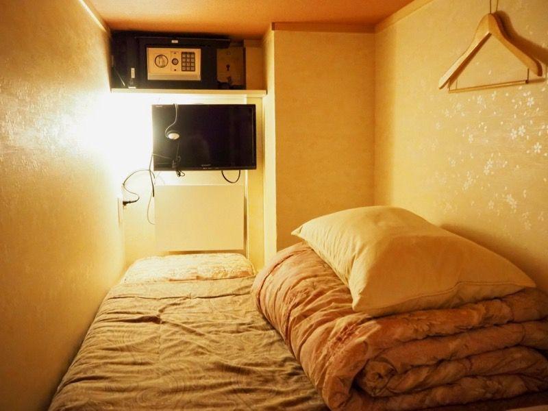 名古屋わさびドミトリー室内