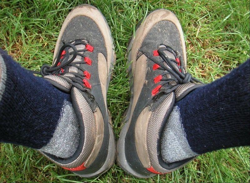 登山用靴下