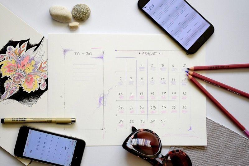 スケジュール・日程・カレンダー
